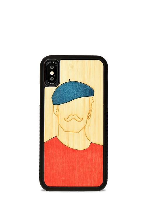 Coque en bois Iphone 11 - Le Marius