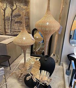 Boutique de luminaire magasin de décora