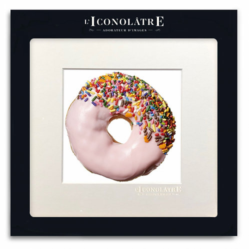 0032 DONUTS 1 - Collection : L'ICONOLÂTRE