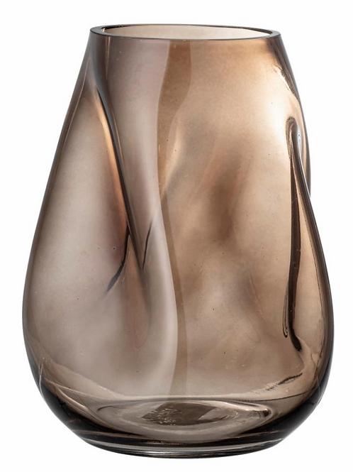 Vase, Marron, Verre
