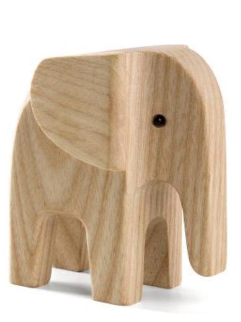 Eléphant bois Chêne