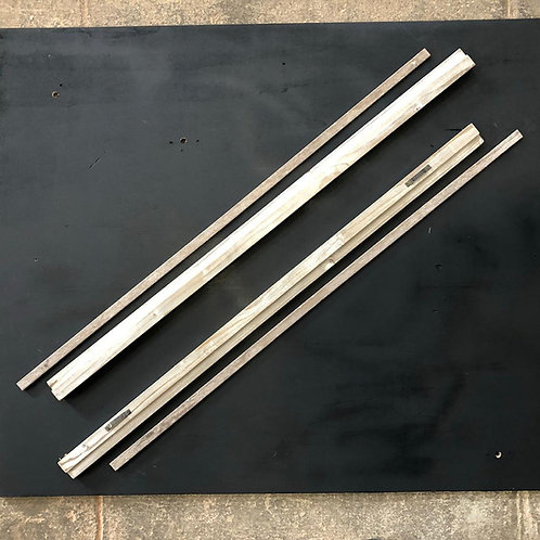 Baguette de fixation bois - 120cm