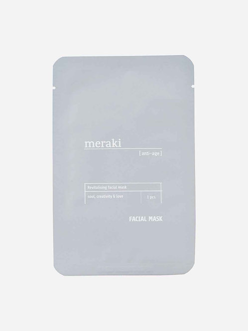 Masque facial  - MERAKI - anti-age