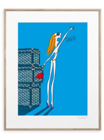 Affiche Soledad - Image republic