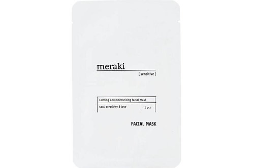 Masque facial  - MERAKI - sensitive