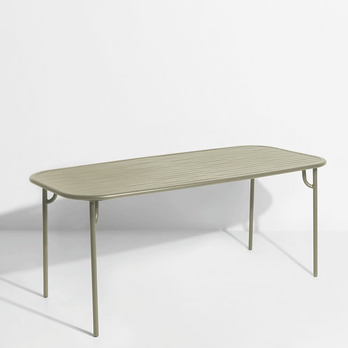WEEK END / Table rectangle - PETITE FRITURE (Studio Brichet-Ziegler)