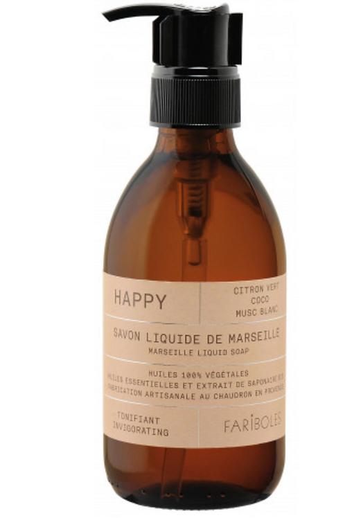 """Savon """"happy"""" - 250 ml"""