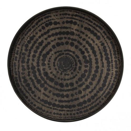 Plateau Black Beads  - Ethnicraft