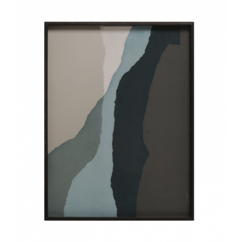 Plateau Graphite Wabi Sabi 61 x 46 cm  - Ethnicraft