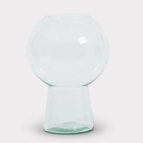 Vase à fleurs en verre recyclé BY MIEKE CUPPEN L