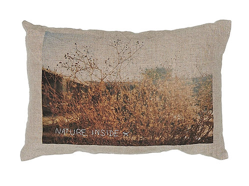 Coussin Nature Inside - Dune