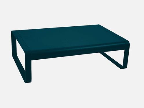 BELLEVIE TABLE BASSE - BLEU ACAPULCO - FERMOB