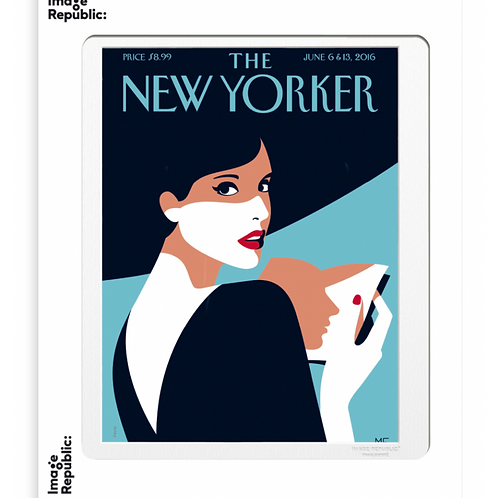 86 - MALIKA FAVRE - PAGE TURNER - Collection : The New York / Image Republic