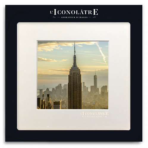 0328 EMPIRE STATE - Collection : L'ICONOLÂTRE