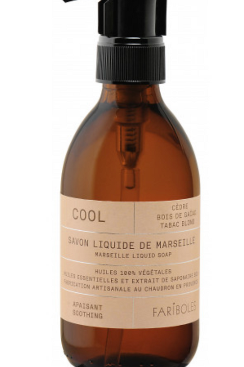 "Savon ""cool"" - 250 ml"