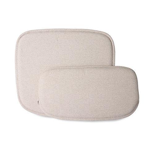 Kit de confort sable pour chaise Wire
