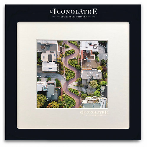 0280 LOMBARD STREET - Collection : L'ICONOLÂTRE