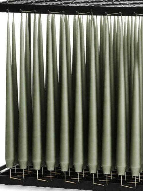 Bougies - Chandelles verts