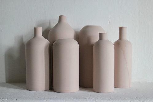 Vase Rose Céramique - Simple