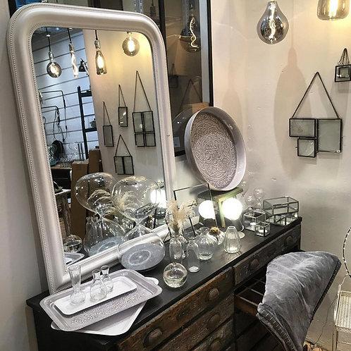 Miroir Antique Bois
