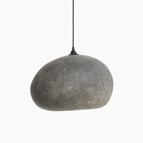 Pebble large pendant - Ay illuminate