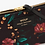 Thumbnail: Petite Pochette Black Flowers / WOUF