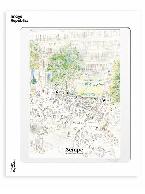 LE FLORE - Collection : Sempé / Image Republic