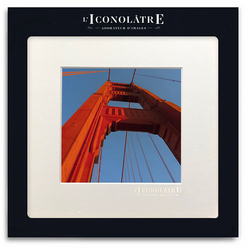 0326 GOLDEN BRIDGE - Collection : L'ICONOLÂTRE