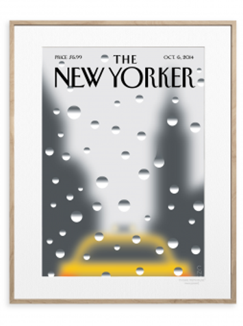 Affiche New Yorker - Image republic