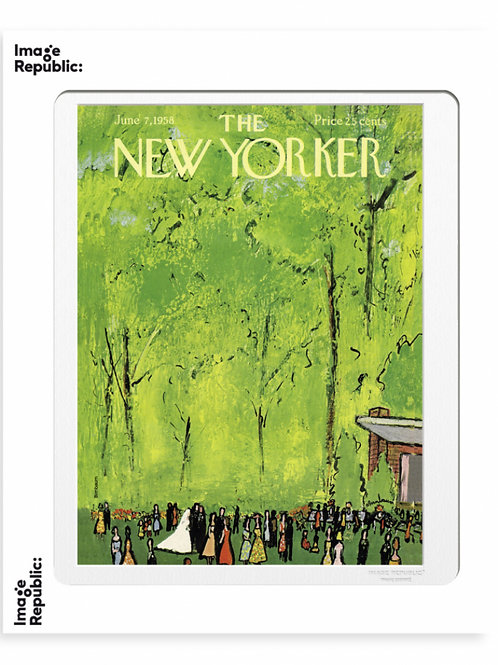 199 - ABE BIRNBAUM - MARIAGE - The New Yorker/Image Republic