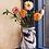 Thumbnail: Vase Splash / ROLL NECK L CAFÉ ET BLANC - HAY