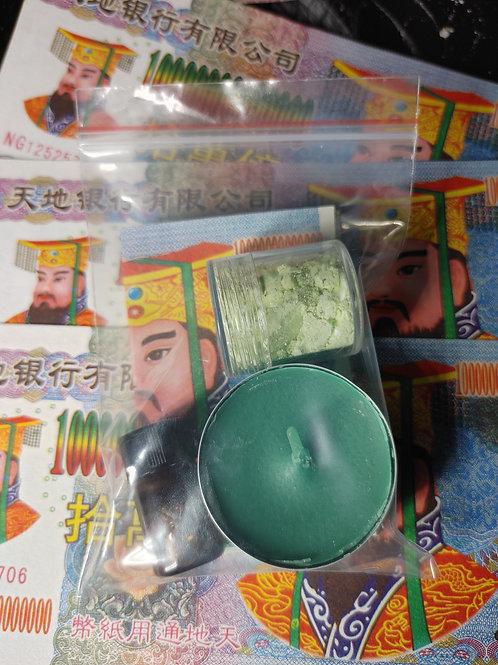 Mini Money Spell Kit