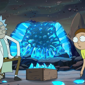 Rick & Morty the Chaos Magicians Part 2