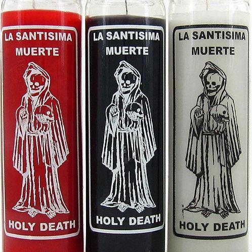 Santa Muerte Candle