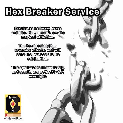 Hex Breaker Service