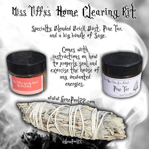 Home Clearing & Sealing Kit