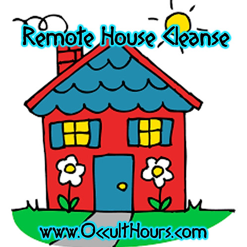 Remote House Cleanse