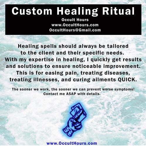 Custom Healing Ritual