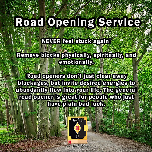 Road Opening Service