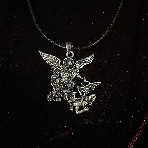 Archangel Saint Michael Pendant