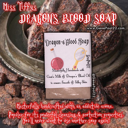Dragon's Blood / Protection Soap