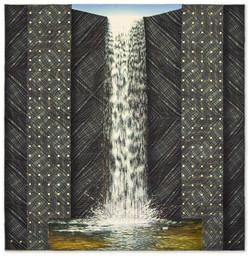 Waterfall..(North Woods Suite)
