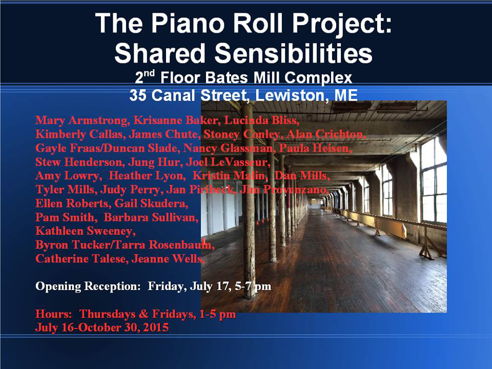 The Piano Roll Project