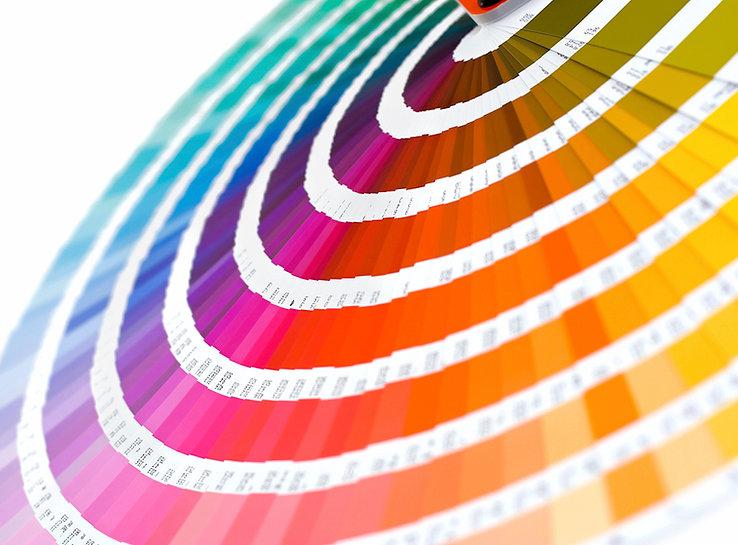 Software colourmanagement