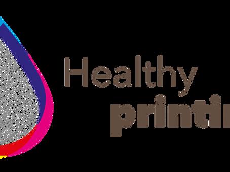 Koenig & Bauer ondersteunt Healthy Printing