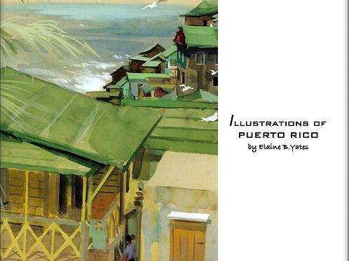 Illustrations of Puerto Rico