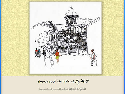 Sketch Book Memories of Key West