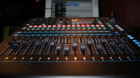 The Zoo Studios' ProTools 11 audio suite.