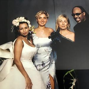 Stevie Wonder's Wedding