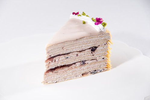 Mix Berries Mille Crepe